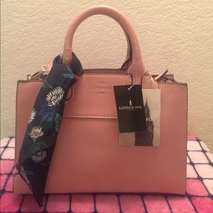 authentic LONDON FOG handbag